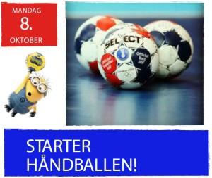 Handballstart2018